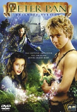 DVD-Cover: Peter Pan <br><font color=silver>Extended Version</font>, mit Jason Isaacs, Jeremy Sumpter, Rachel Hurd-Wood, Olivia Williams, Ludivine Sagnier, ...