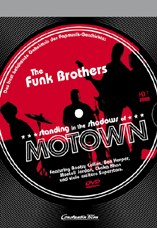 DVD-Cover: Standing in the shadows of Motown <br> The Funk Brothers, mit The Funk Brothers: Richard