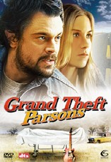 DVD-Cover: Grand Theft Parsons, mit Johnny Knoxville, Christina Applegate, Michael Shannon, Robert Forster, Marley Shelton, Gabriel Macht, Mike Shawver, ...